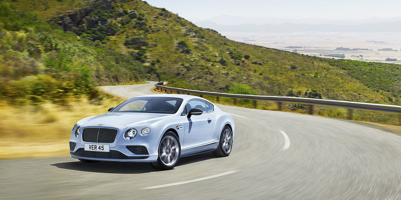 Bentley Continental GT V8 S - used cars for sale - Rīga